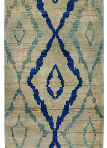 Gainsboro Ikat 2' 7 x 9' 10 - No. 34094