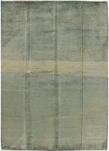 Cadet Blue Gabbeh 5' 8 x 7' 10 - No. 34207