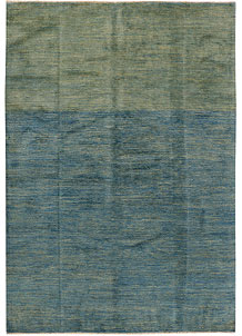 Multi Colored Gabbeh 5' 7 x 8' 2 - No. 34212