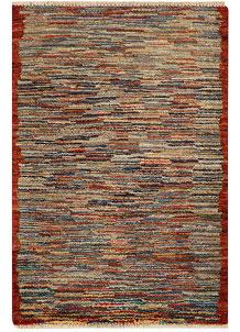Multi Colored Gabbeh 2' 1 x 2' 11 - No. 34283