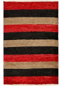 Multi Colored Gabbeh 2' 1 x 3' 1 - No. 34285