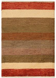 Multi Colored Gabbeh 2' 2 x 3' - No. 34290