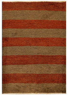 Brown Gabbeh 2' 2 x 2' 11 - No. 34297