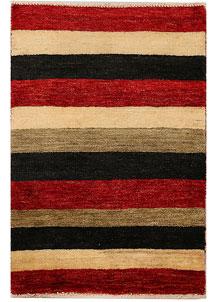 Multi Colored Gabbeh 2' 2 x 3' 1 - No. 34303