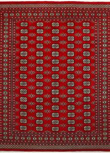 Firebrick Bokhara 8' x 10' - No. 37151