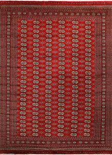 Firebrick Bokhara 9' 2 x 12' 2 - No. 37244