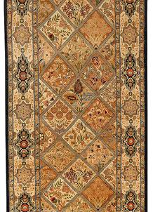 Multi Colored Bakhtiar 2' 7 x 8' - No. 37740