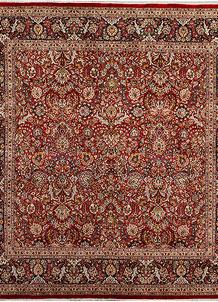 Firebrick Mahal 8' 1 x 8' 3 - No. 37764