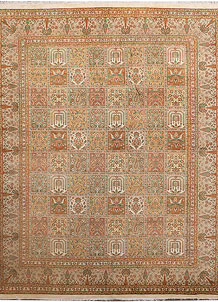 Multi Colored Bakhtiar 8' x 10' - No. 37772