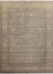 Dark Grey Mahal 9' 1 x 12' - No. 37785
