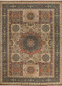 Multi Colored Mamluk 8' 8 x 11' 7 - No. 37832
