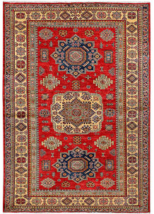 Firebrick Kazak 5' 7 x 7' 8 - No. 37954