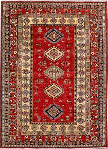 Firebrick Kazak 5' 8 x 7' 10 - No. 37959