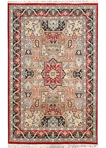 Multi Colored Bakhtiar 4' 7 x 7' 2 - No. 44755
