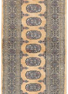 Moccasin Bokhara 2' 2 x 5' 10 - No. 46502