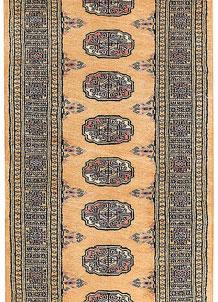 Moccasin Bokhara 2' 2 x 5' 10 - No. 46544