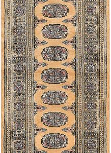 Moccasin Bokhara 2' 2 x 5' 10 - No. 46548