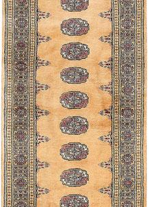 Moccasin Bokhara 2' 8 x 6' 4 - No. 46646