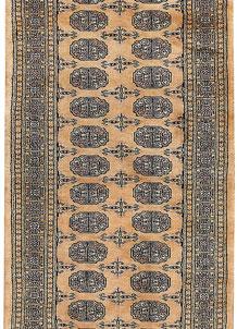 Moccasin Bokhara 2' 7 x 6' 6 - No. 46656