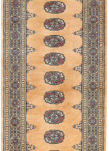 Moccasin Bokhara 2' 8 x 6' 3 - No. 46658