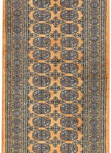 Moccasin Bokhara 2' 7 x 6' 6 - No. 46663