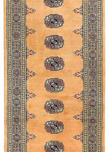 Moccasin Bokhara 2' 7 x 7' 1 - No. 46670