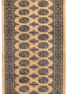 Moccasin Bokhara 2' 7 x 10' 8 - No. 46880