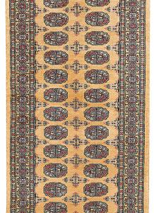 Moccasin Bokhara 2' 7 x 11' 10 - No. 46981