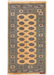 Moccasin Bokhara 3' 1 x 5' 10 - No. 47135
