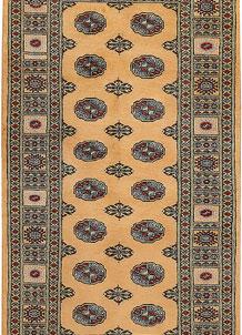 Moccasin Bokhara 3' 2 x 6' 1 - No. 47161