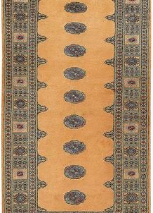 Moccasin Bokhara 3' 1 x 6' 1 - No. 47183