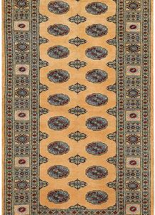 Moccasin Bokhara 3' 2 x 6' 2 - No. 47193