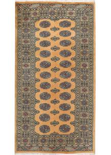 Moccasin Bokhara 3' 3 x 6' - No. 47203