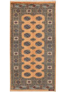 Moccasin Bokhara 3' 1 x 5' 11 - No. 47238