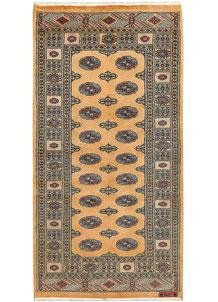 Moccasin Bokhara 3' 1 x 5' 11 - No. 47241