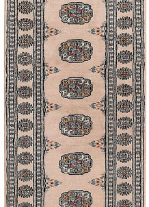 Bisque Bokhara 2' x 6' 5 - No. 47409