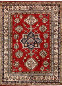Firebrick Kazak 5' 1 x 6' 9 - No. 47923