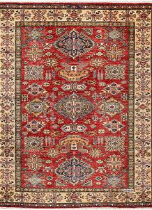 Firebrick Kazak 4' 10 x 6' 1 - No. 47951