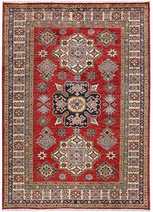 Firebrick Kazak 4' 10 x 6' 9 - No. 47964