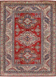 Firebrick Kazak 5' x 6' 10 - No. 47965