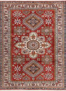 Brown Kazak 5' x 6' 6 - No. 47977