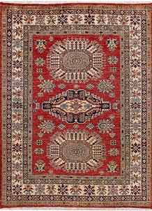 Firebrick Kazak 4' 10 x 6' 5 - No. 47986