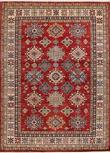 Firebrick Kazak 6' x 8' - No. 48004