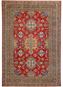 Firebrick Kazak 8' 2 x 10' 11 - No. 48016