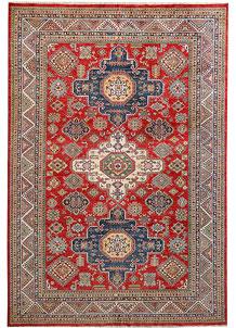 Firebrick Kazak 8' 2 x 12' - No. 48021