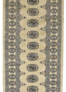 Dark Khaki Bokhara 2' 6 x 18' 8 - No. 48120