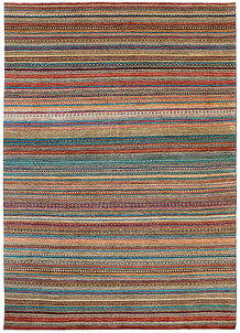 Multi Colored Gabbeh 10' x 13' 11 - No. 48294