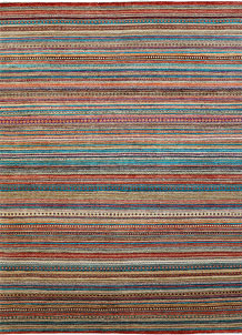 Multi Colored Gabbeh 9' 10 x 13' 11 - No. 48302