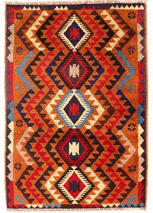 Multi Colored Baluchi 2' 7 x 3' 9 - No. 54924