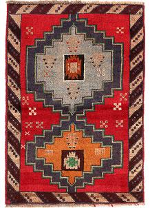 Firebrick Baluchi 2' 7 x 3' 9 - No. 54934